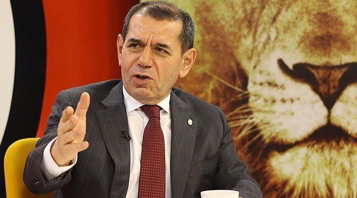 Dursun Özbek'ten Fikret Orman'a Gönderme!