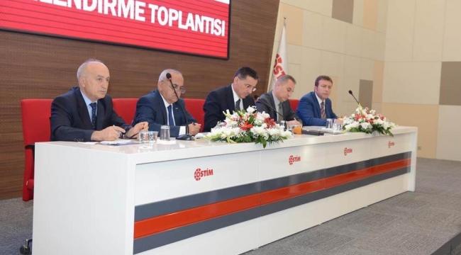 Ankara Valisi OSTİM OSB Toplantısına Katıldı!