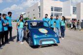 Tunceli'de Elektrikli Otomobil Yaptılar!