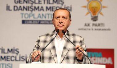 Cumhurbaşkanı Erdoğan'dan Kılıçdaroğlu Açıklaması!