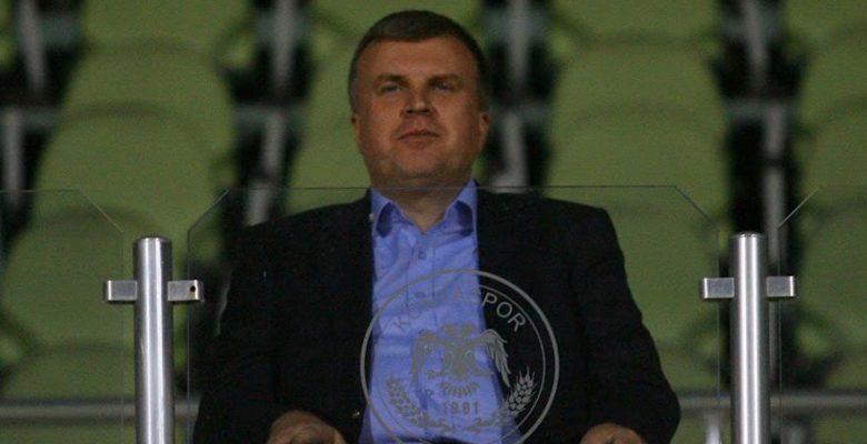 Ahmet Şan İstifa Etti!