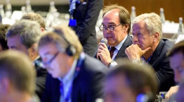 13'üncü olağanüstü UEFA Kongresi İsviçre'de yapıldı