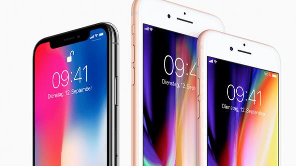 Apple iPhone X Fiyatı VE iPhone 8 Fiyatı Belli Oldu