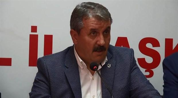 Destici: Kurulmaya çalışılan devlet Kürdistan değil, ikinci bir