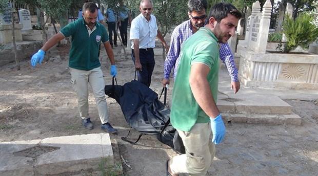 Urfa'da Mezarlıkta Başından Vurulmuş Ceset Bulundu