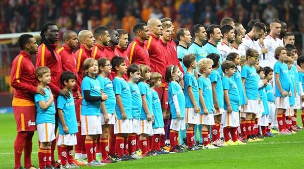 Galatasaray son nefeste!