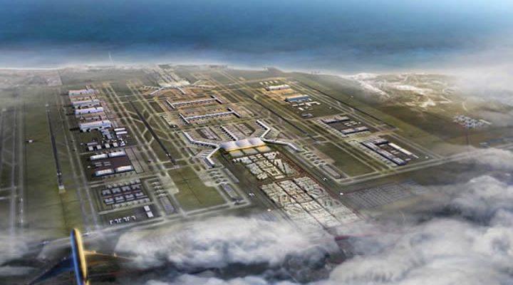 İstanbul'un 3. Havalimanında Deneme Uçuşları Başladı