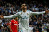 Ronaldonun Bu Sezon İlk Dublesi..