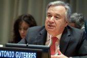Kudüs'le ilgili koz kararı barış sürecine zarar verebilir: Guterres