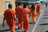 Terör Şüphelisi Mahkumlar Tek Tip Giyinecek