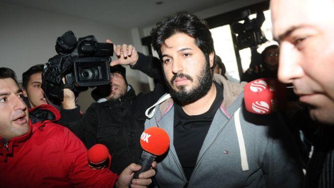 Reza Zarrab, Hücre Arkadaşının Ölüm Tehditleri Yaptığını Söyledi