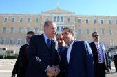Yunanistan Ziyaretinde Yaşanan Gerginlik
