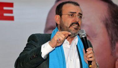 AKP Sözcüsü Ünal'dan Sarraf yorumları