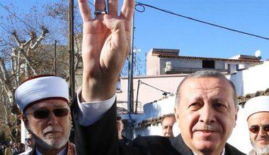 Cumhurbaşkanı Erdoğan Gümülcine'de konuştu