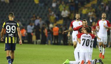 Fenerbahçe'yi Eleyen Takım Avrupa'nın En Kötüsü Oldu