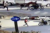Genç kadın telefonunu çalan kapkaççıları kovaladı