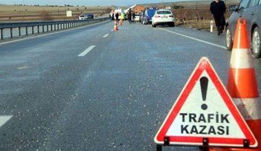 Hatay'da trafik kazası: 10 ölü, 7 yaralı