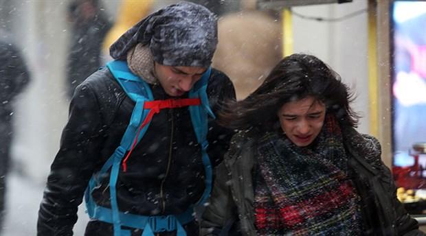 Meteoroloji'den İstanbul'a Yağmur Uyarısı