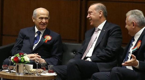 MHP AK Parti İttifakı İçin Komisyon Kuruldu