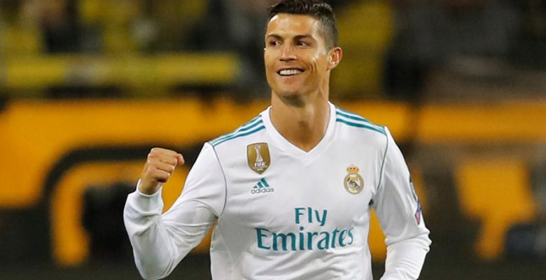 Ronaldo beşinci Ballon d'Or ödülünü Kazandı