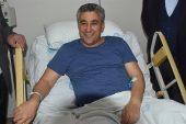 Silahlı saldırıya uğrayan Güzelbahçe Belediye Başkanı konuştu