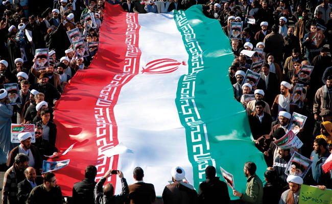 İran'da dev rejim karşıtı mitingler