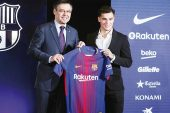 Coutinho, 160 milyon Euro'ya Barcelonada…