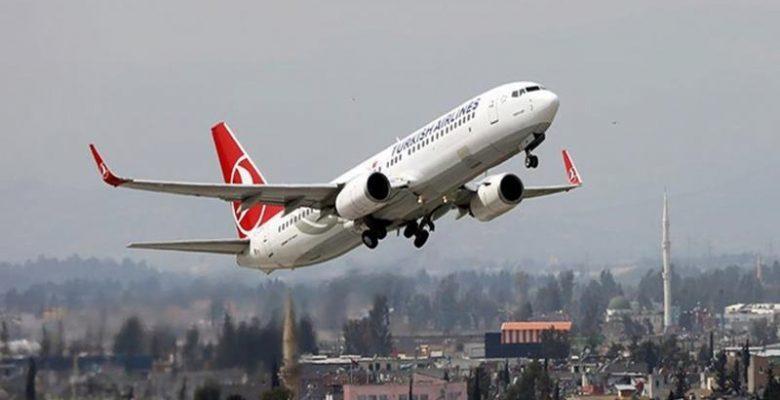 Türk Hava Yollarının 2017'de yüzde 9 Yolcusu Arttı