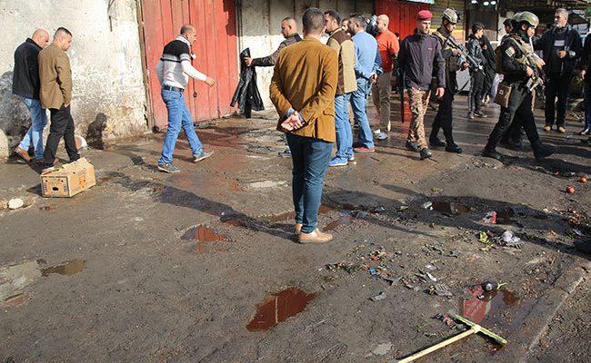 Irak başkentini yıktı: 25 ölü, 90 yaralı