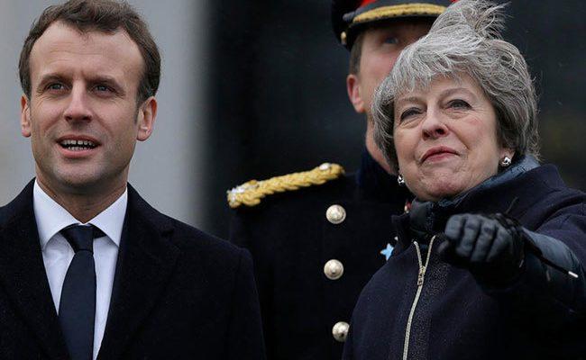 İngiltere ve Fransa yeni sınır güvenliği anlaşması konusunda anlaştı