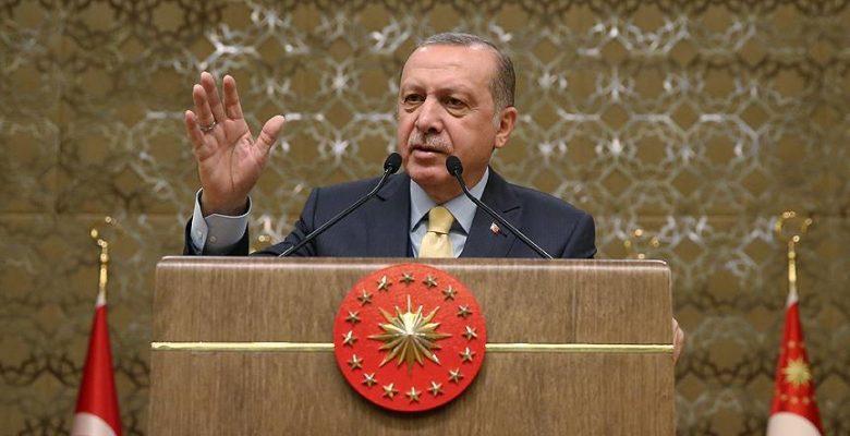 Obama yönetimi Türkiye'yi Suriye'ye aldattı: Başkan Erdoğan
