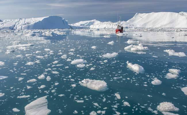 Çin Arctic'in karşısında 'Polar İpek Yolu' için vizyonunu açıkladı