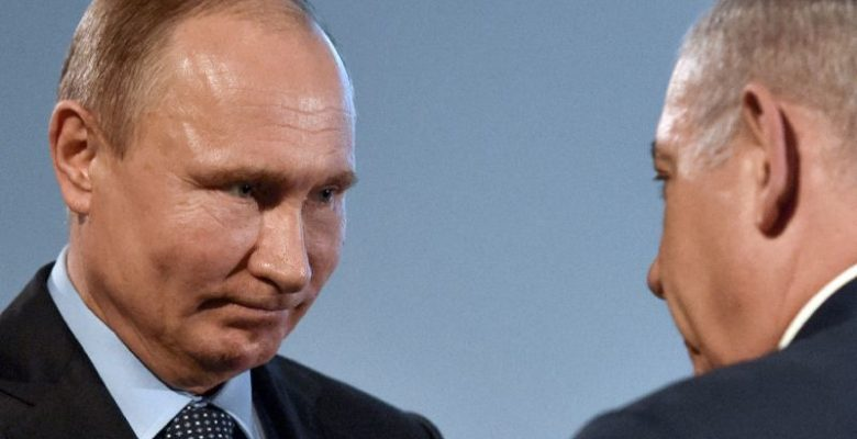 Netanyahu, Putin'le yaptığı görüşmelerde İran'a göz kırpıyor