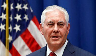 Tillerson Türkiye ile Suriye konusunda daha fazla işbirliği istiyor