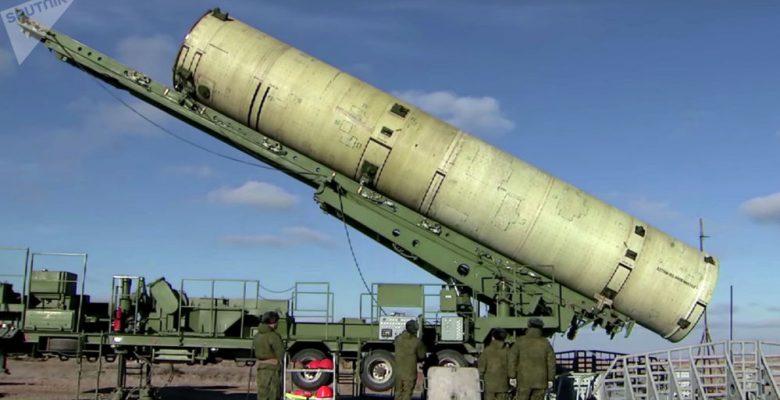 Rusya Yeni Füze Savunma Sistemini Test Etti