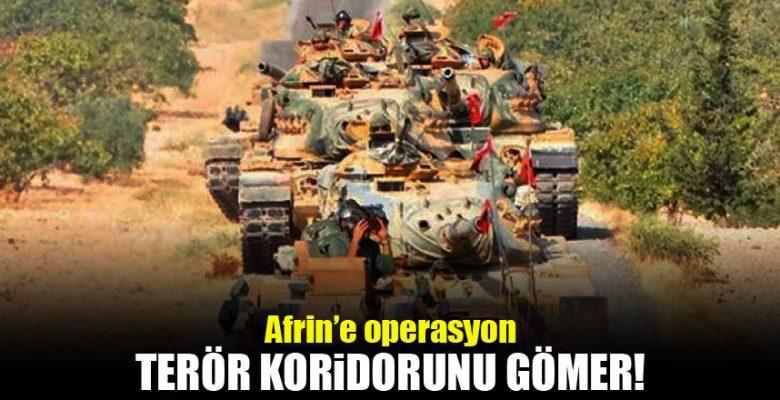 Afrin operasyonunda 1.500'den fazla terörist öldürüldü