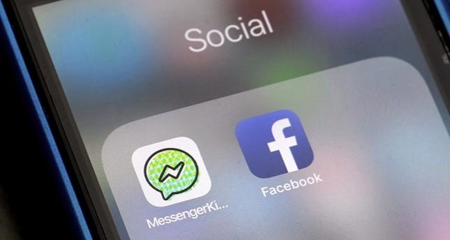 Facebook Messenger Rakiplerini Geçmeyi Bildi