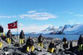 Türk araştırma ekibi Antarctica'ya ikinci kez gidiyor