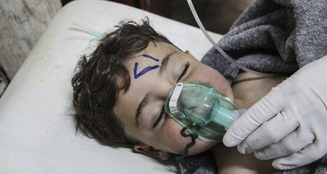 Esad Kimyasal Silah Kullanmaya Devam Ederse Müdahele Edilecek