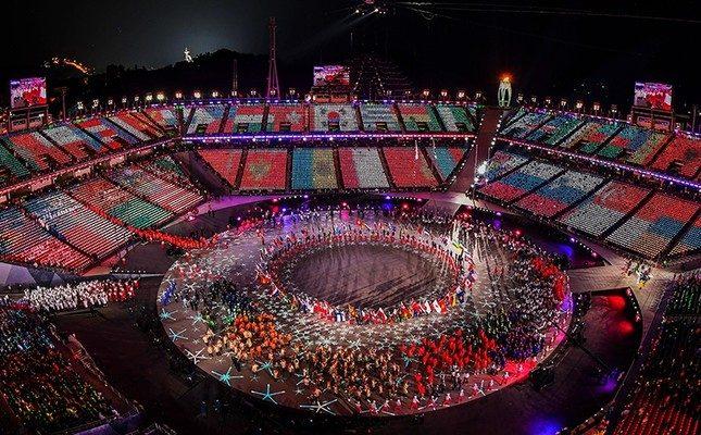 Pyeongchang'daki Kış Olimpiyatları renkli törenle kapanacak