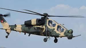TSK Kendi Atak Helikopterini Üretiyor.