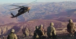 Afrin operasyonunda yaklaşık 950 terörist etkisiz hale geldi