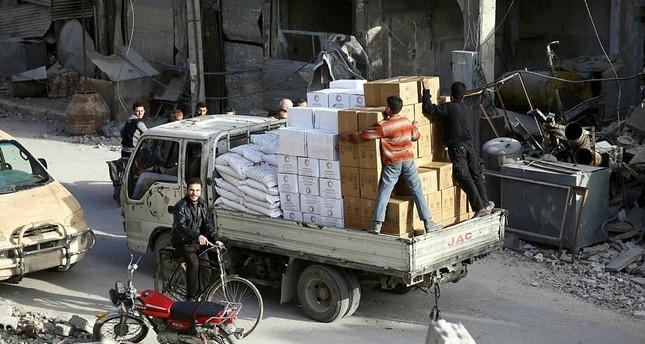 BM Suriyeye Yardım Götüremez Oldu