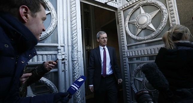 Rusya 23 İngiliz diplomatı İhraç Ediyor