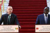 Erdoğan,Sahel bölgesinde terörle mücadele kuvveti için 5 milyon dolar vaat ettiğini söyledi