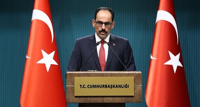 Türkiye, Fransa'nın SDF / YPG askeri destek teklifini eleştirdi