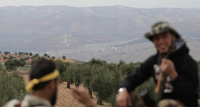 TSK Afrinde 13 Köyü Daha Teröristlerden Temizledi