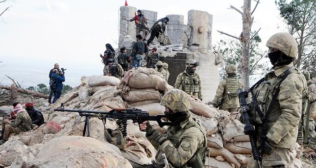 2 köy Daha Teröristlerden Temizlendi