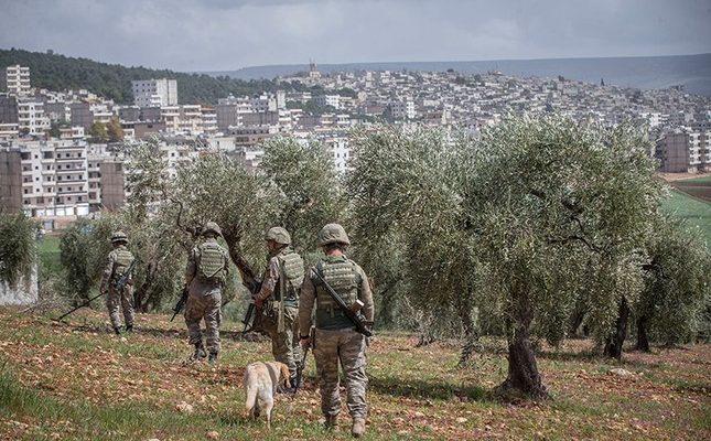 Afrin'de 80 Mayın Yok Edildi