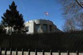 ABD büyükelçiliği güvenlik sebebiyle kapatılacak